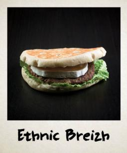 Ethnic Breizh pain plat rustique Ethnic Food